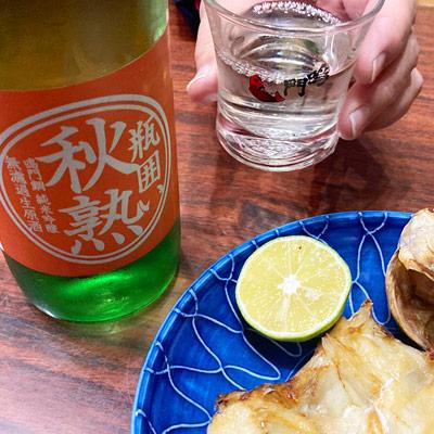 純米吟醸 無濾過生原酒 LED夢酵母 瓶囲い秋熟