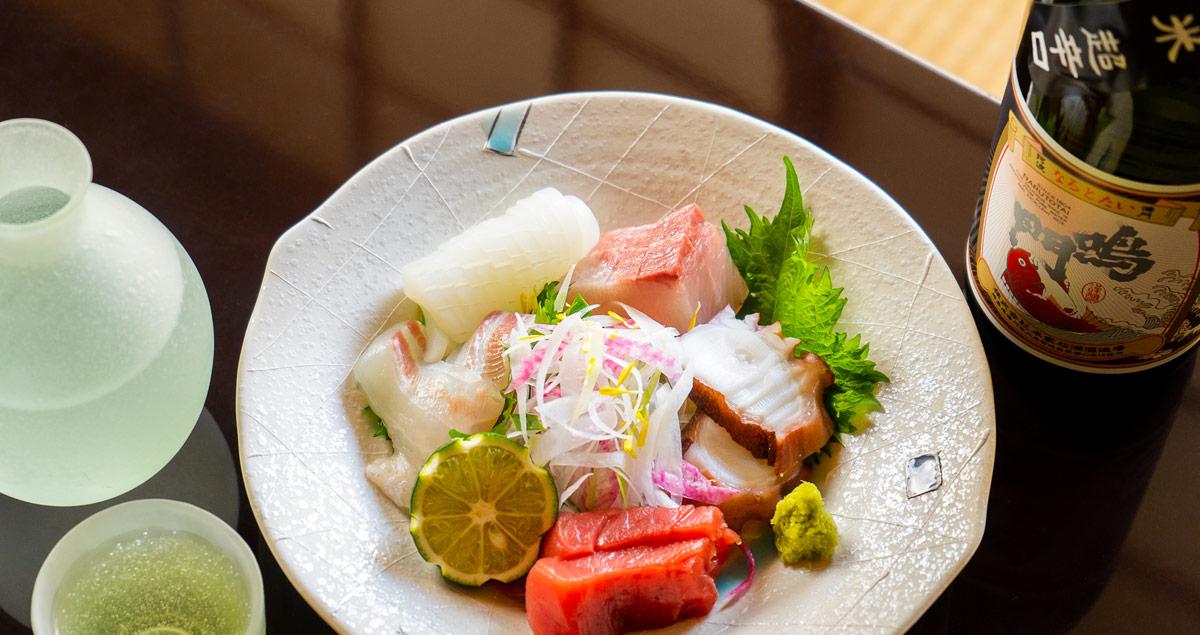 鳴門鯛 純米 超辛口