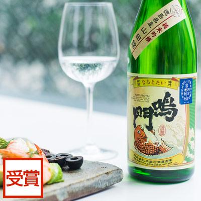 鳴鳴門鯛 純米吟醸