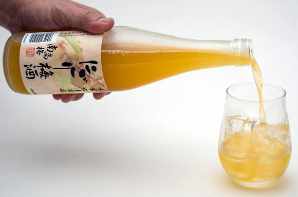 にごり梅酒