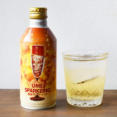 松浦 梅酒スパークリング缶
